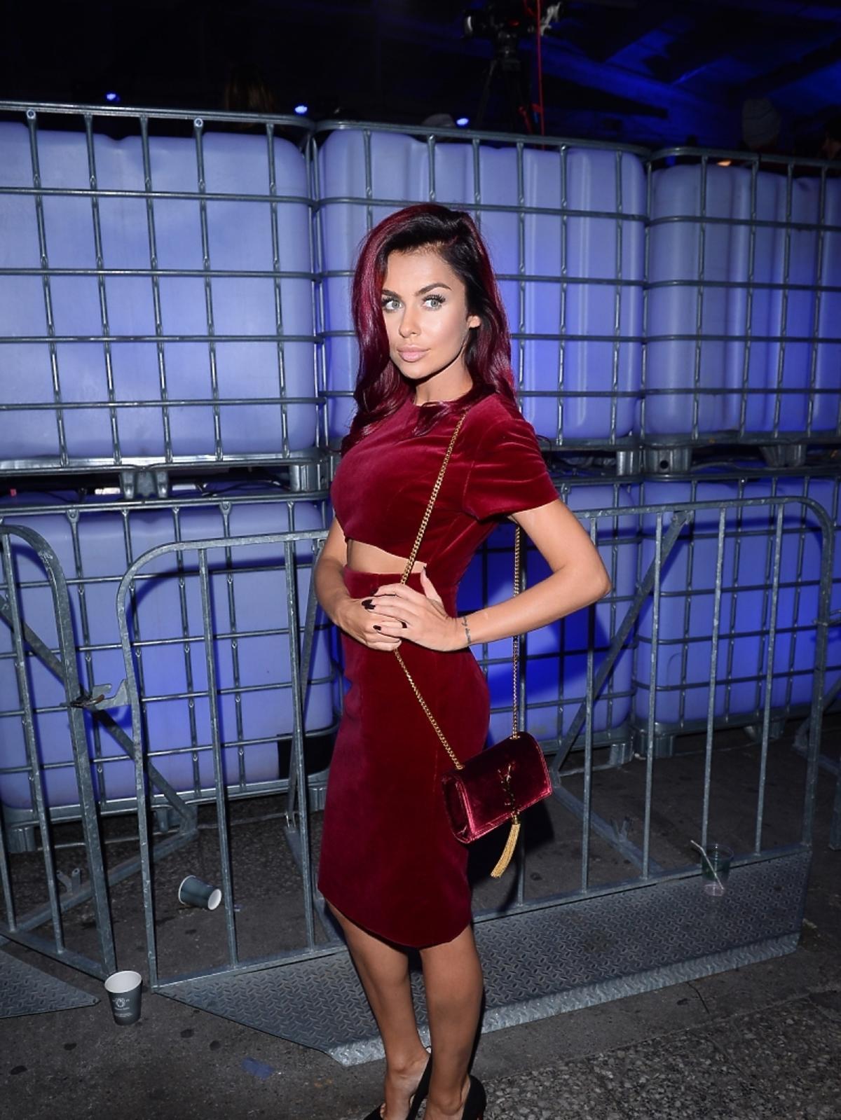 Natalia Siwiec na MTV EMA Pre-Party2014