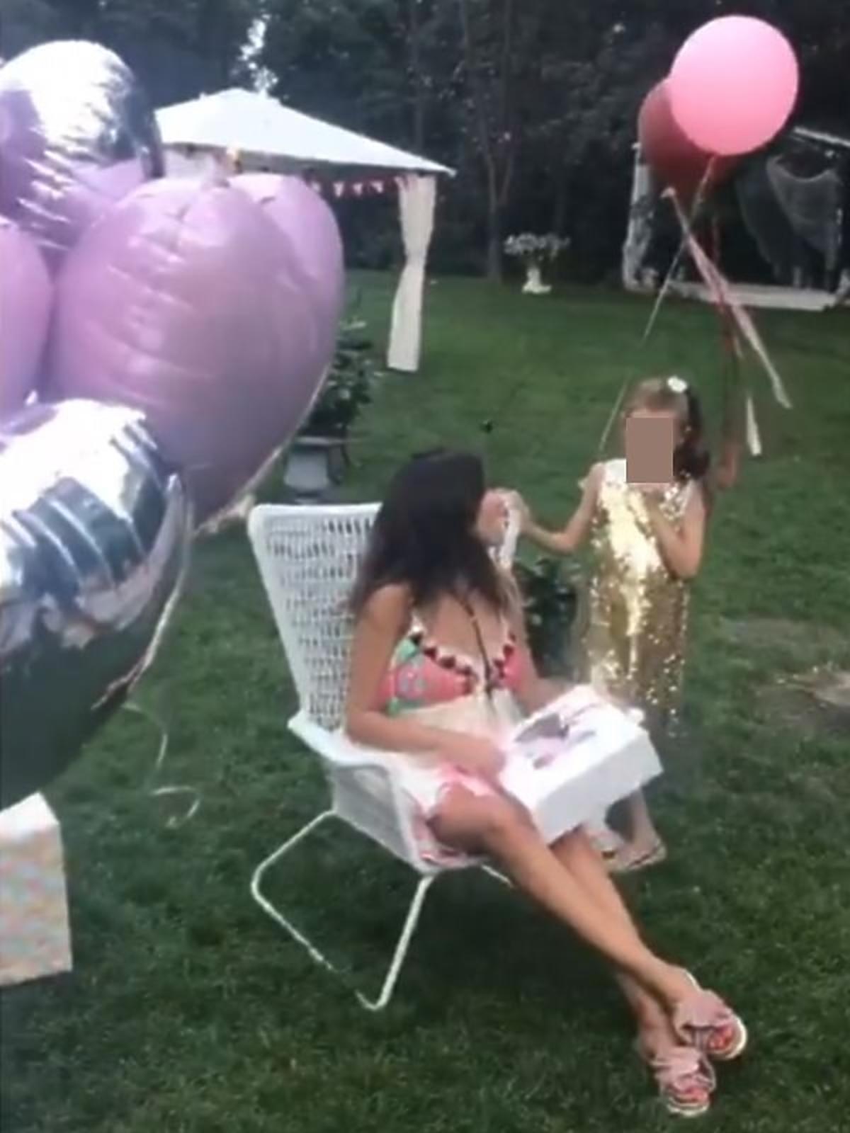 Natalia Siwiec urządziła baby shower