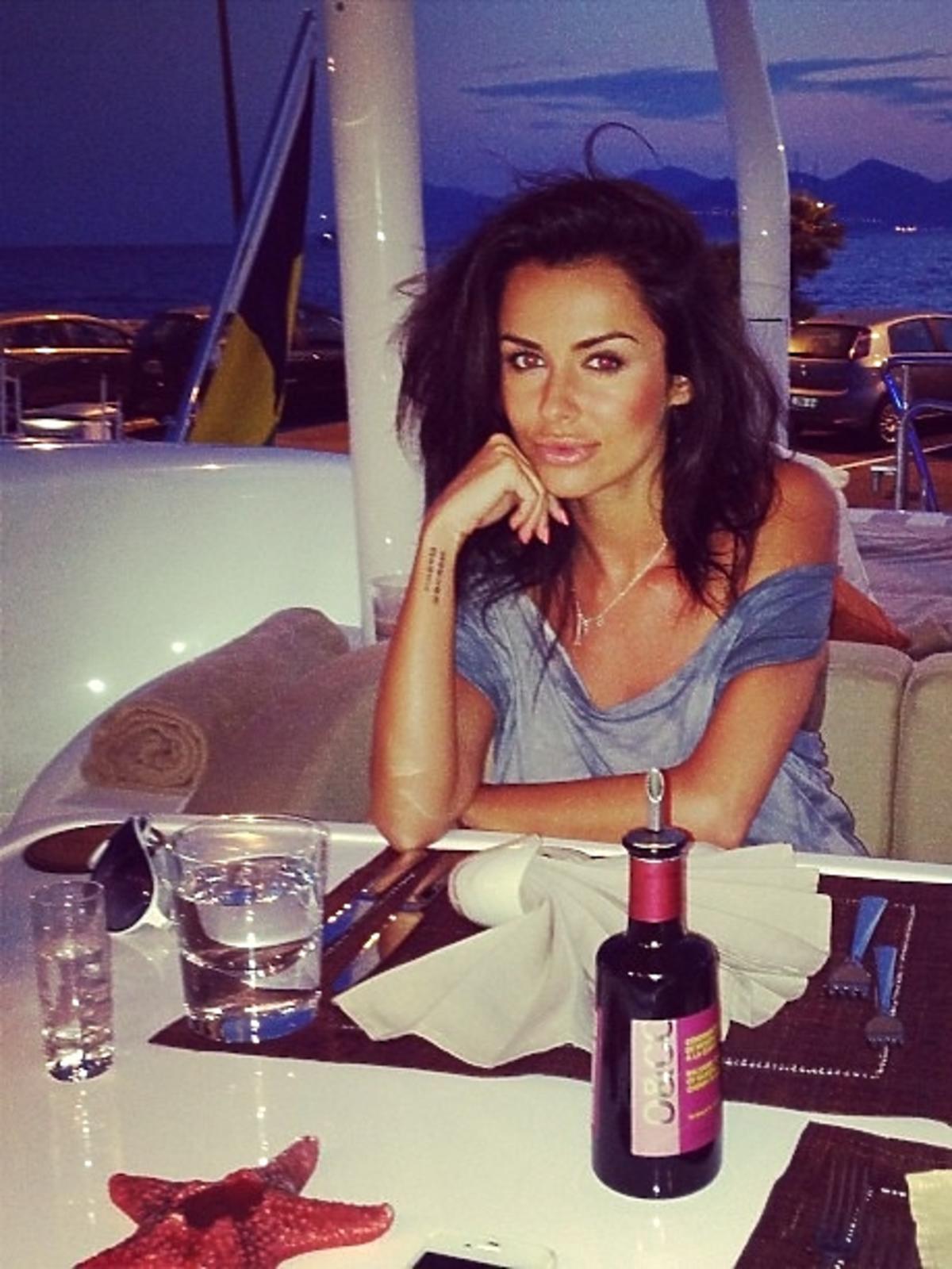 Natalia Siwiec w bikini na wakacjach