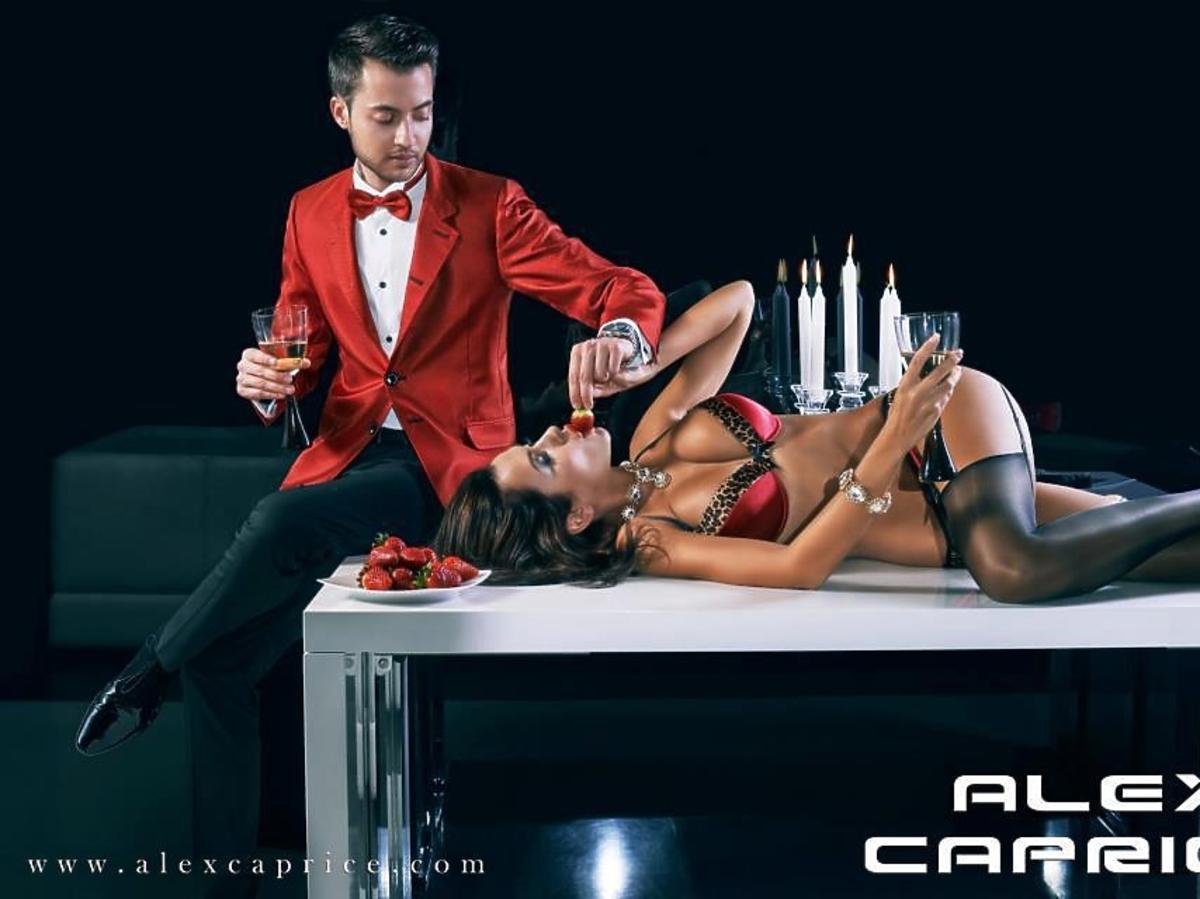 Natalia Siwiec w kampanii marki Alex Caprice