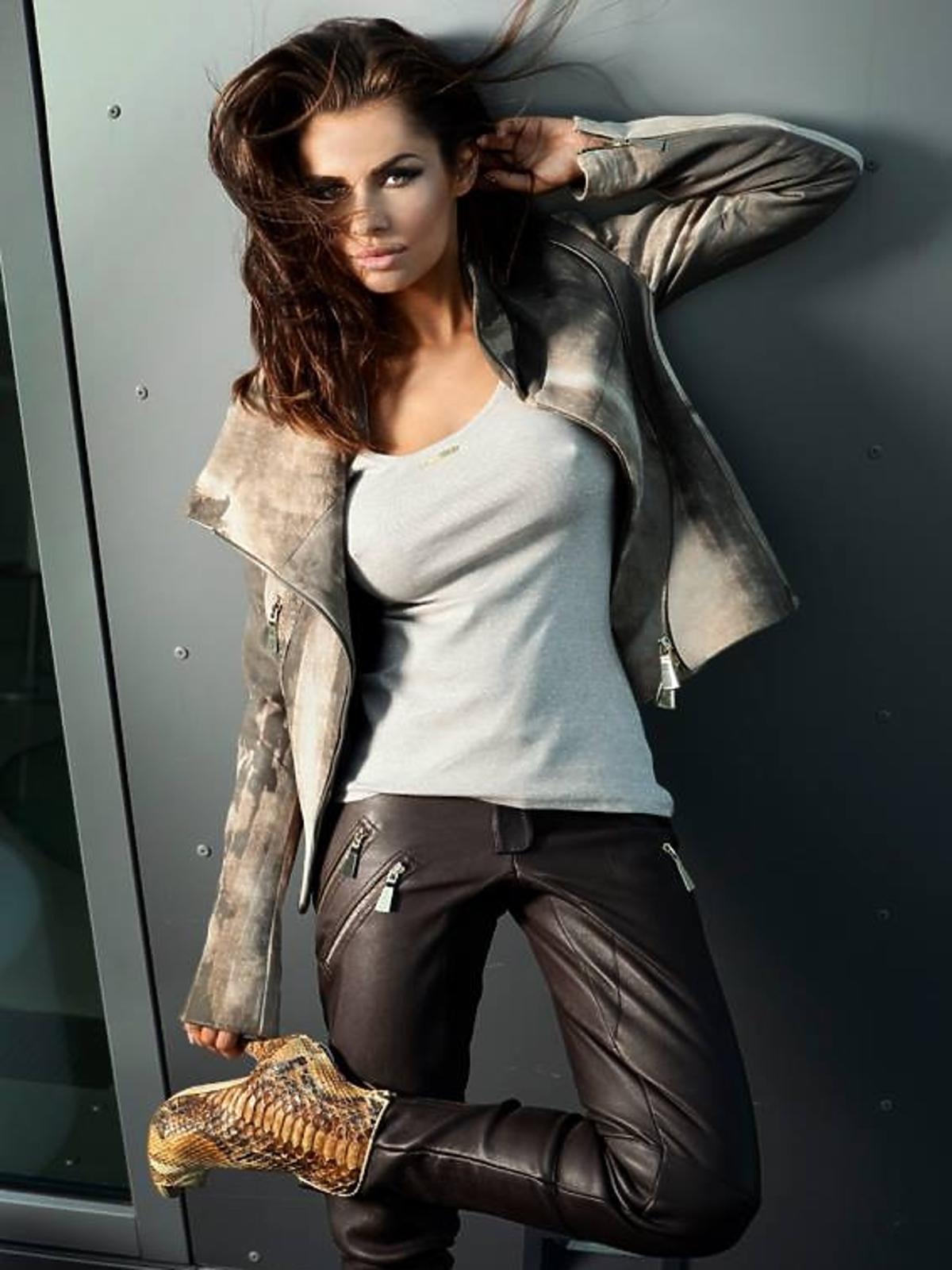 Natalia Siwiec w kampanii reklamowej Chaos by Marta Boliglova