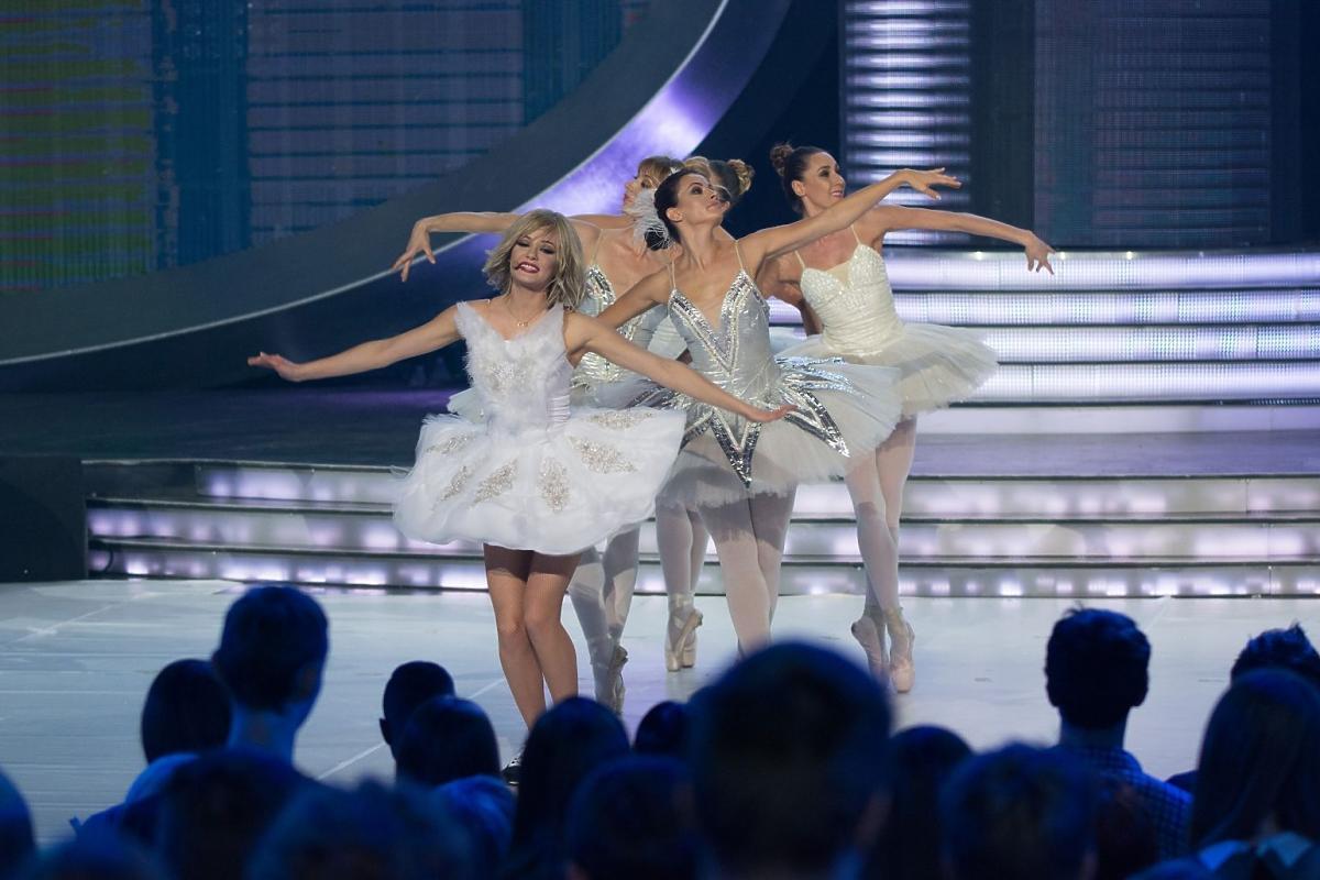 Natalia Szroeder jako Taylor Swift w Twoja Twarz Brzmi Znajomo