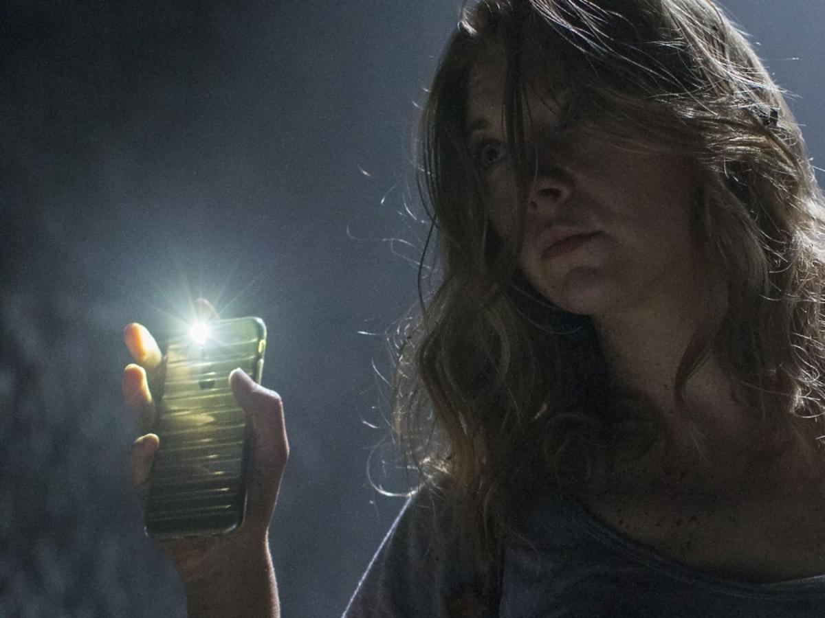 Natalie Dormer w filmie Las samobójców