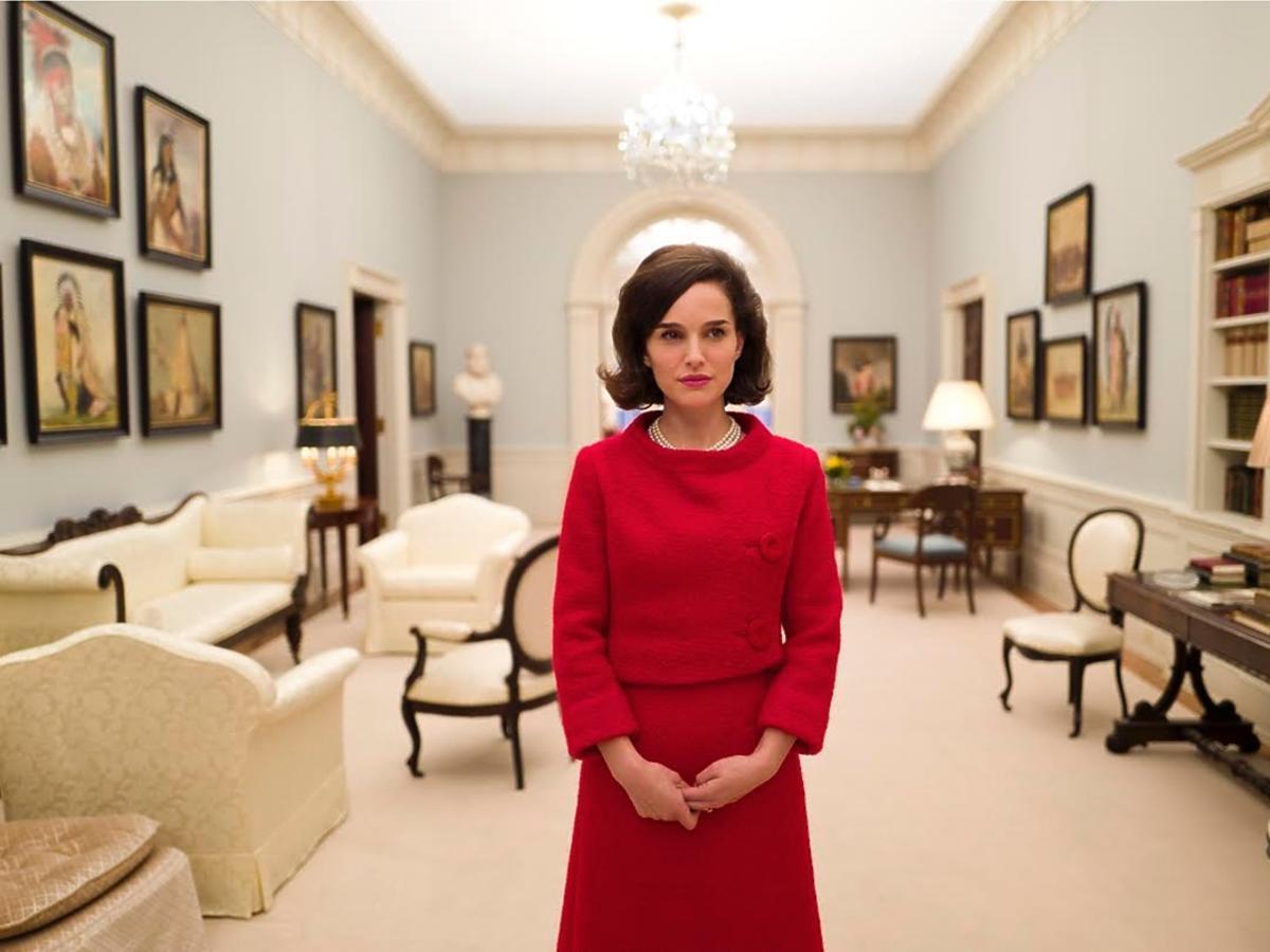 Natalie Portman w filmie Jackie
