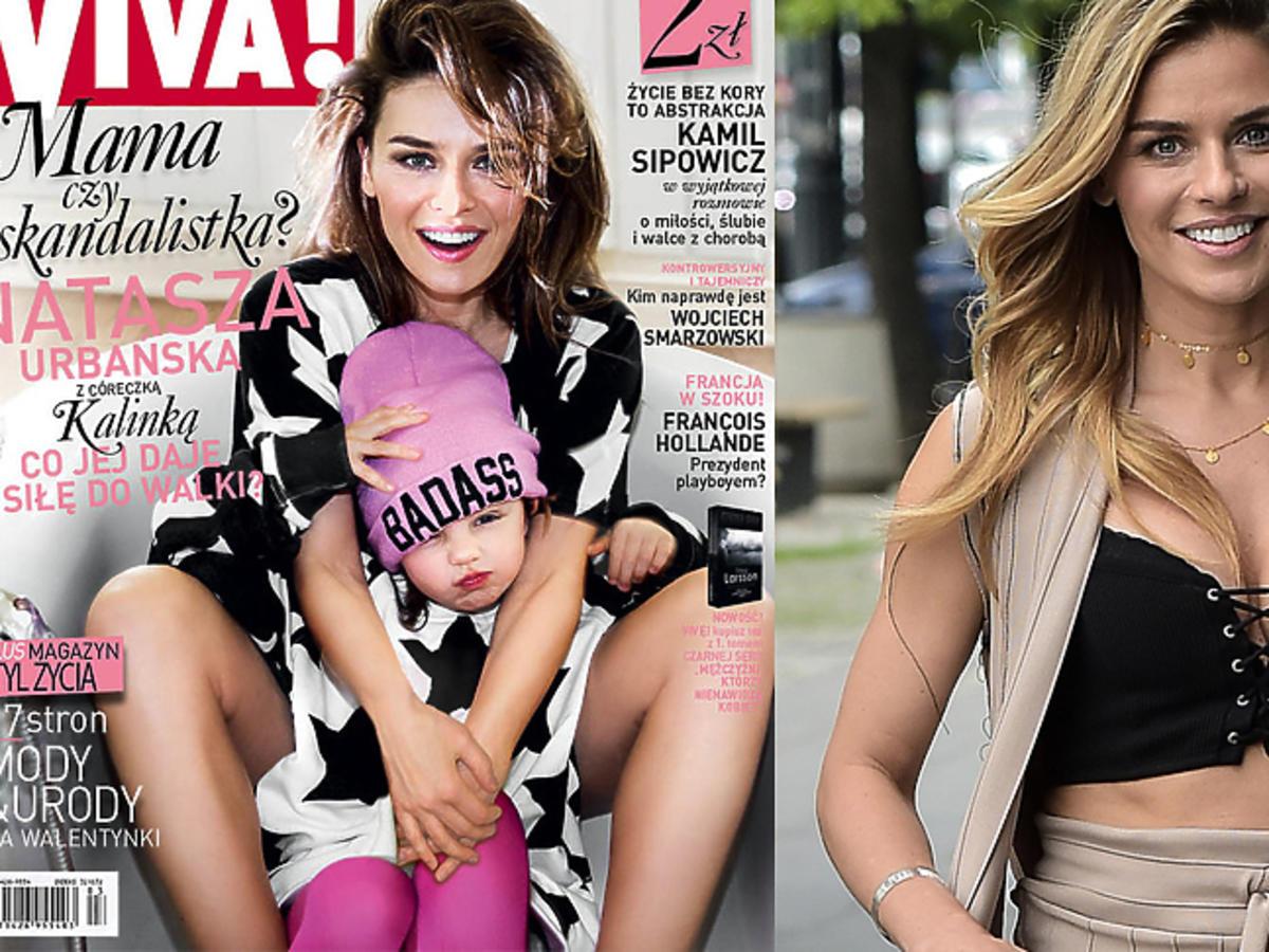 Natasza Urbańska - jak teraz wygląda jej córka?