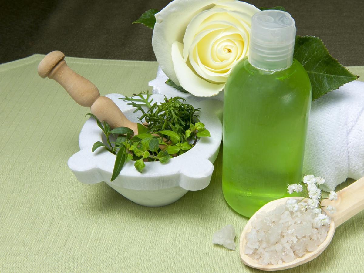 Naturalny szampon