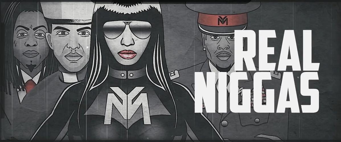 Nazistowski teledysk Nicki Minaj