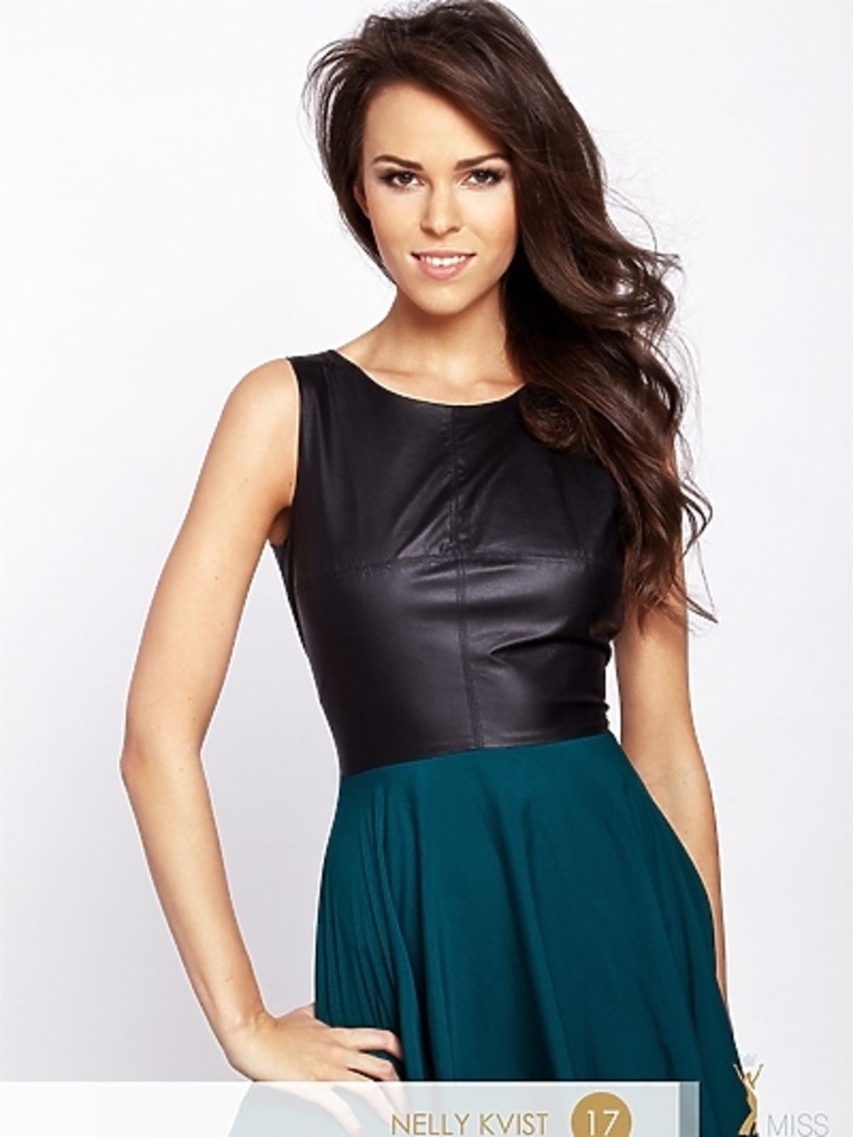 Nelly Kvist - kandydatka do tytułu Miss Polonia 2012