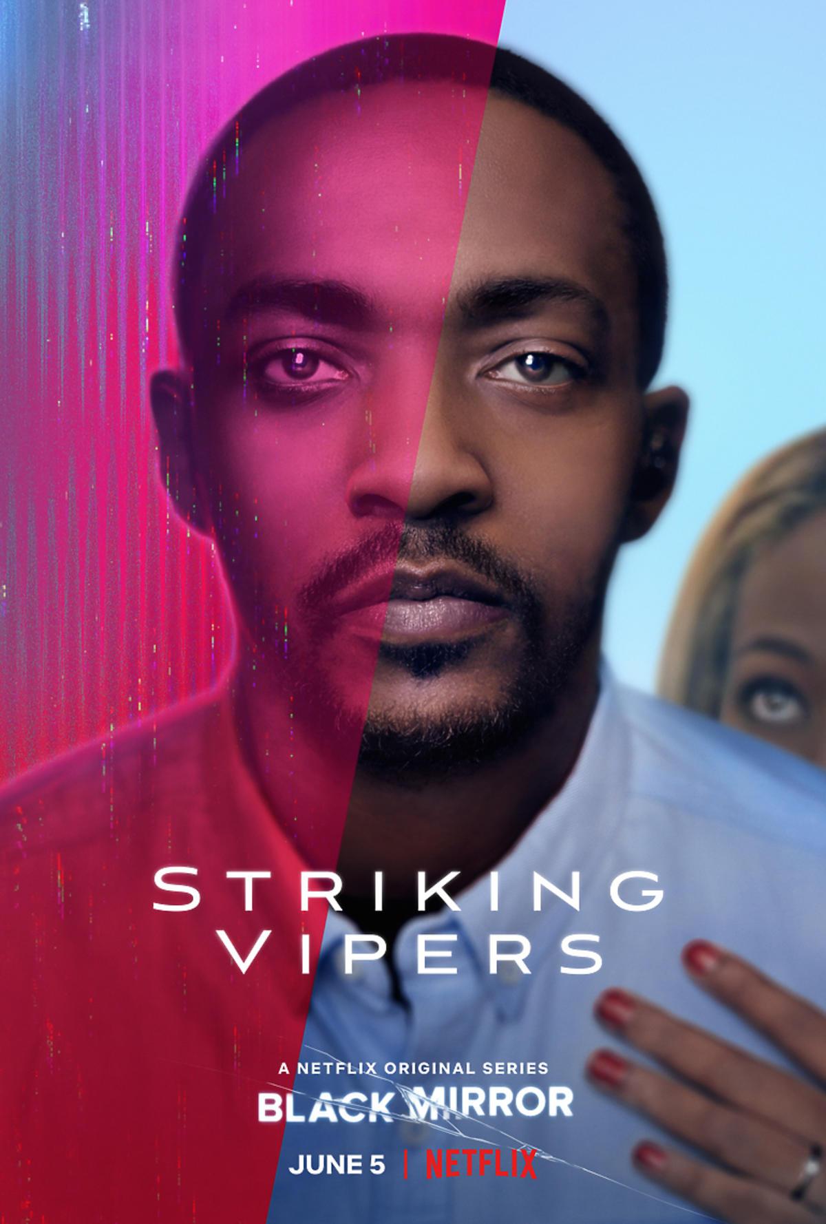 Netflix: Czarne lustro - oficjalne plakaty piątego sezonu!