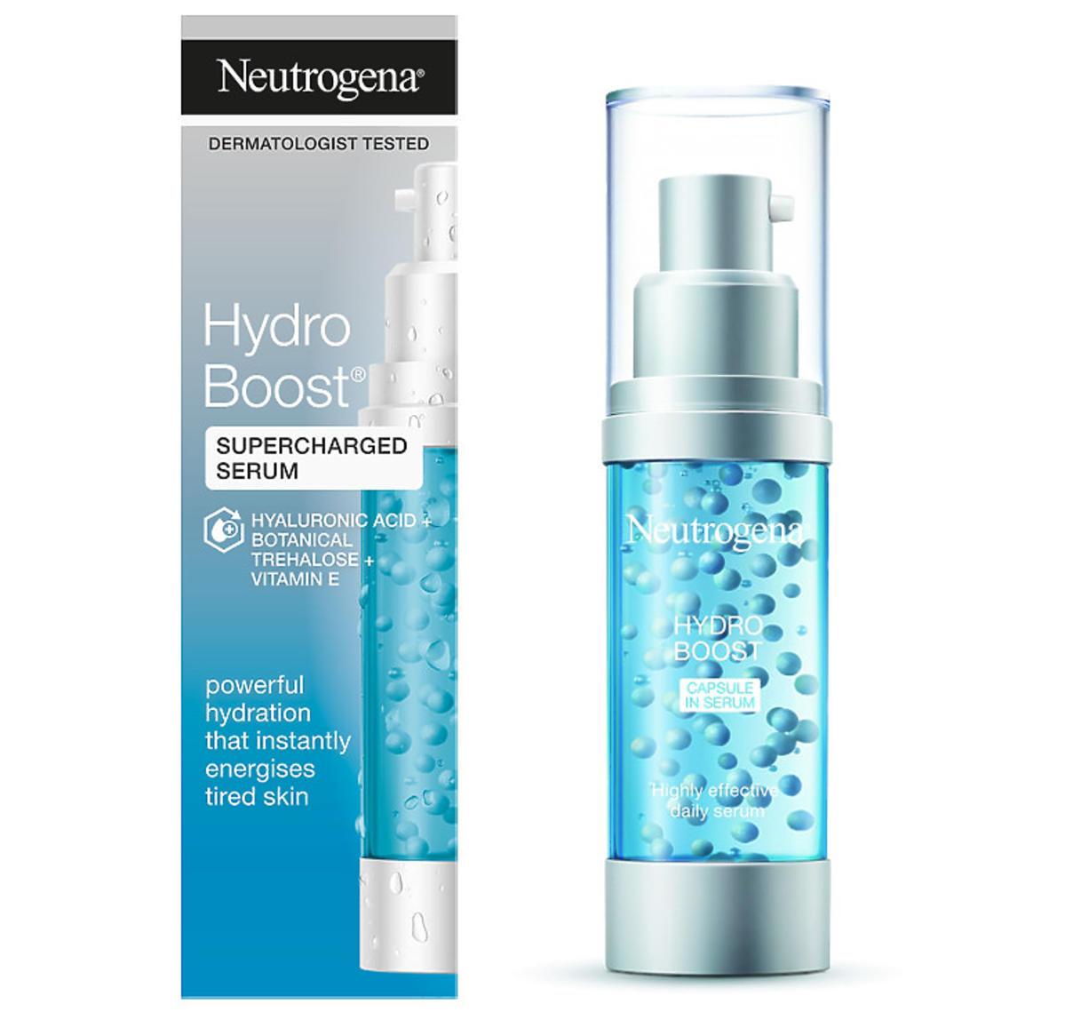NEUTROGENA Hydro Boost nawadniający booster serum do twarzy