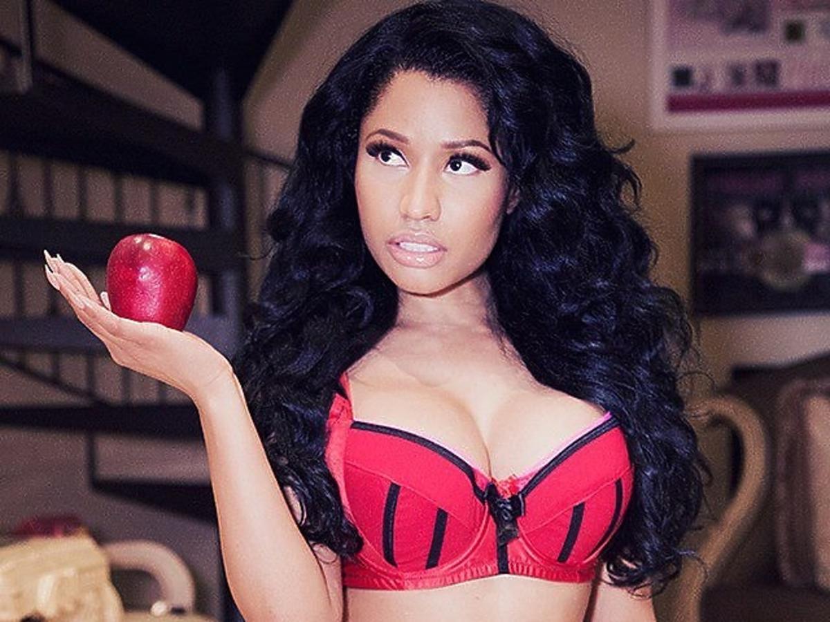 Nicki Minaj na Halloween