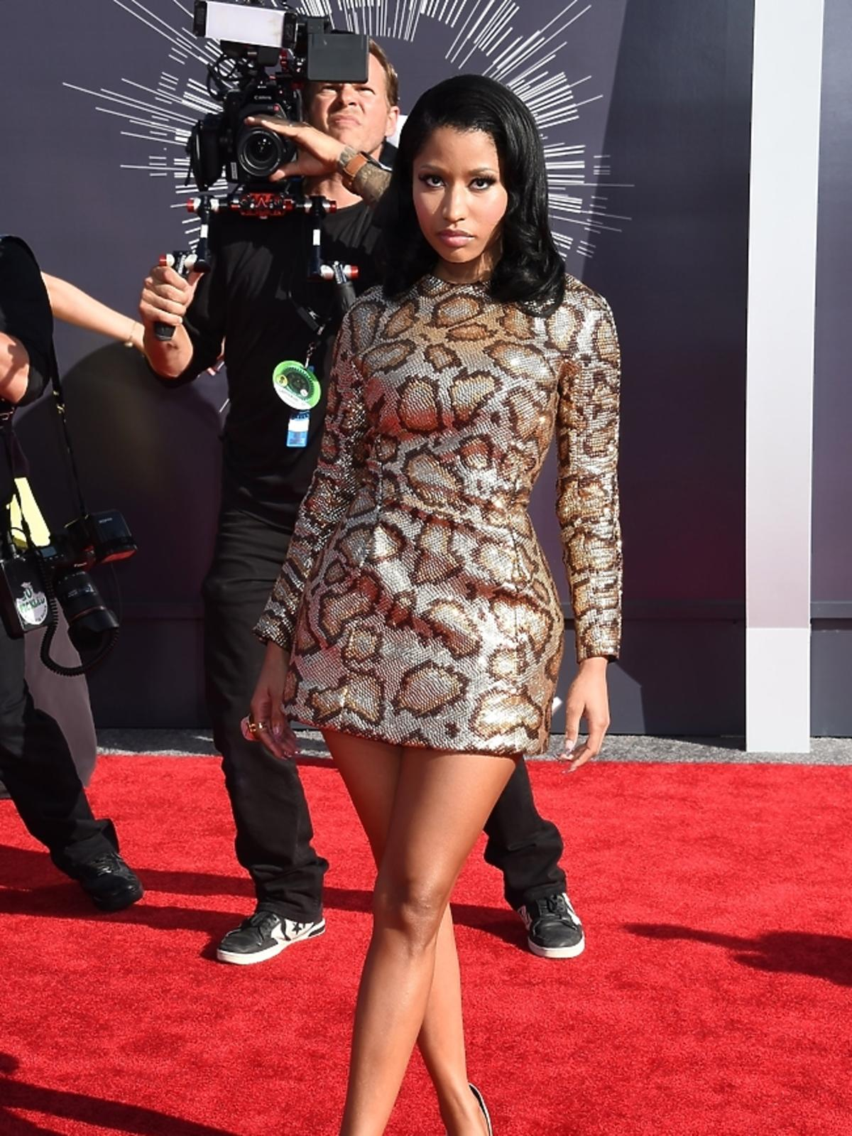 Nicki Minaj na MTV Video Music Awards 2014