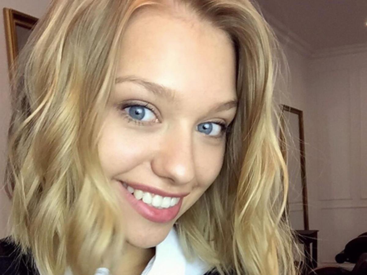 Nicole Bogdanowicz ma krótkie włosy