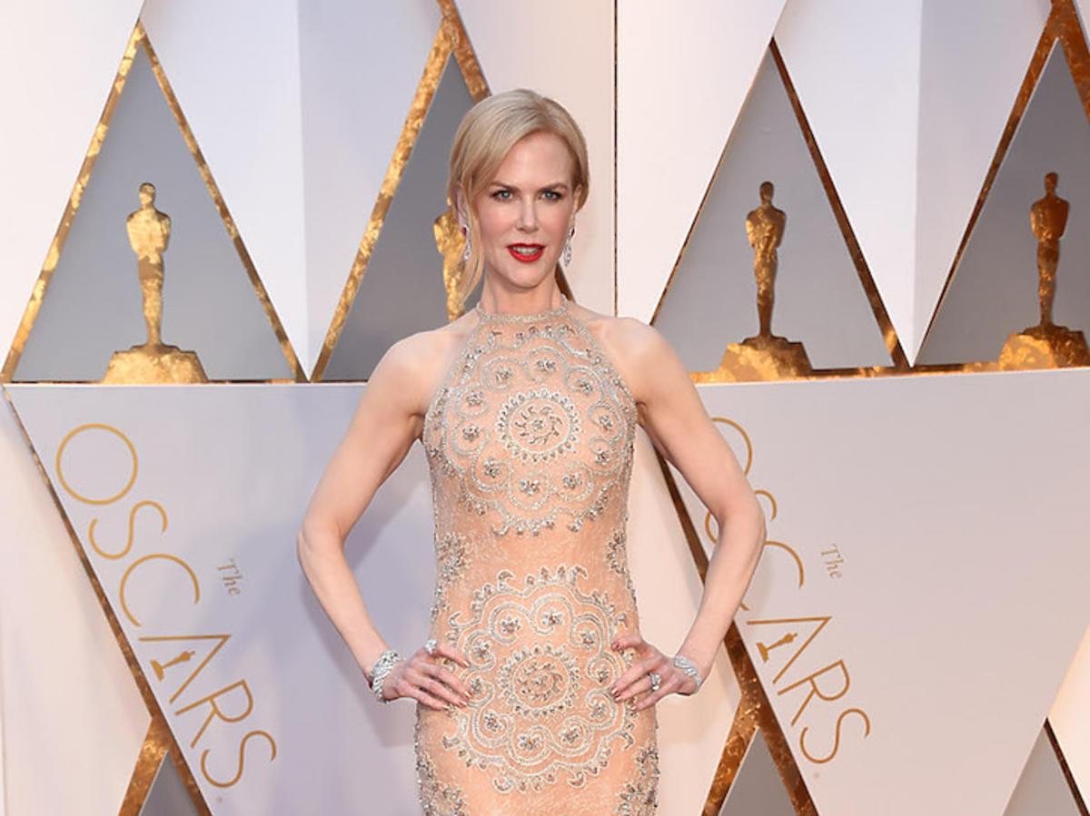 Nicole Kidman Oscary 2017