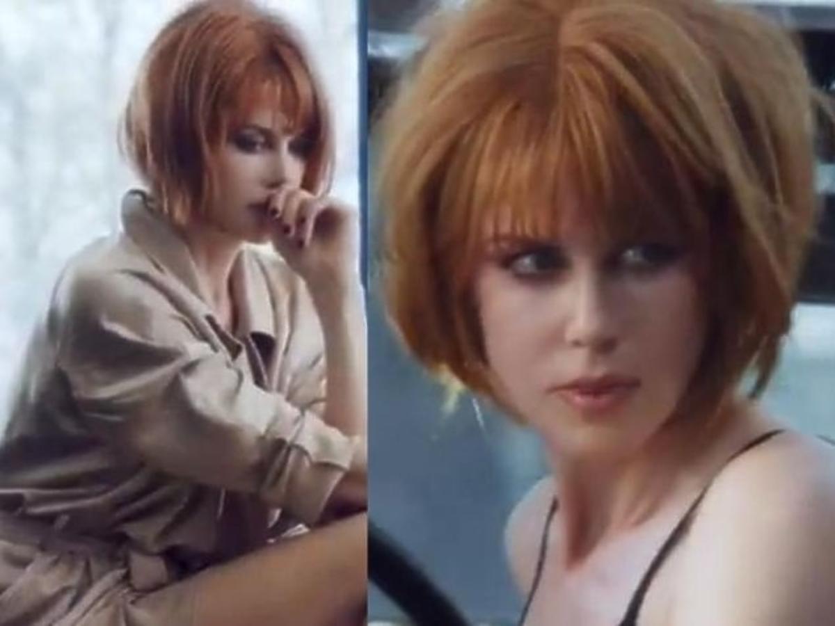 Nicole Kidman w kampanii Jimmy Choo