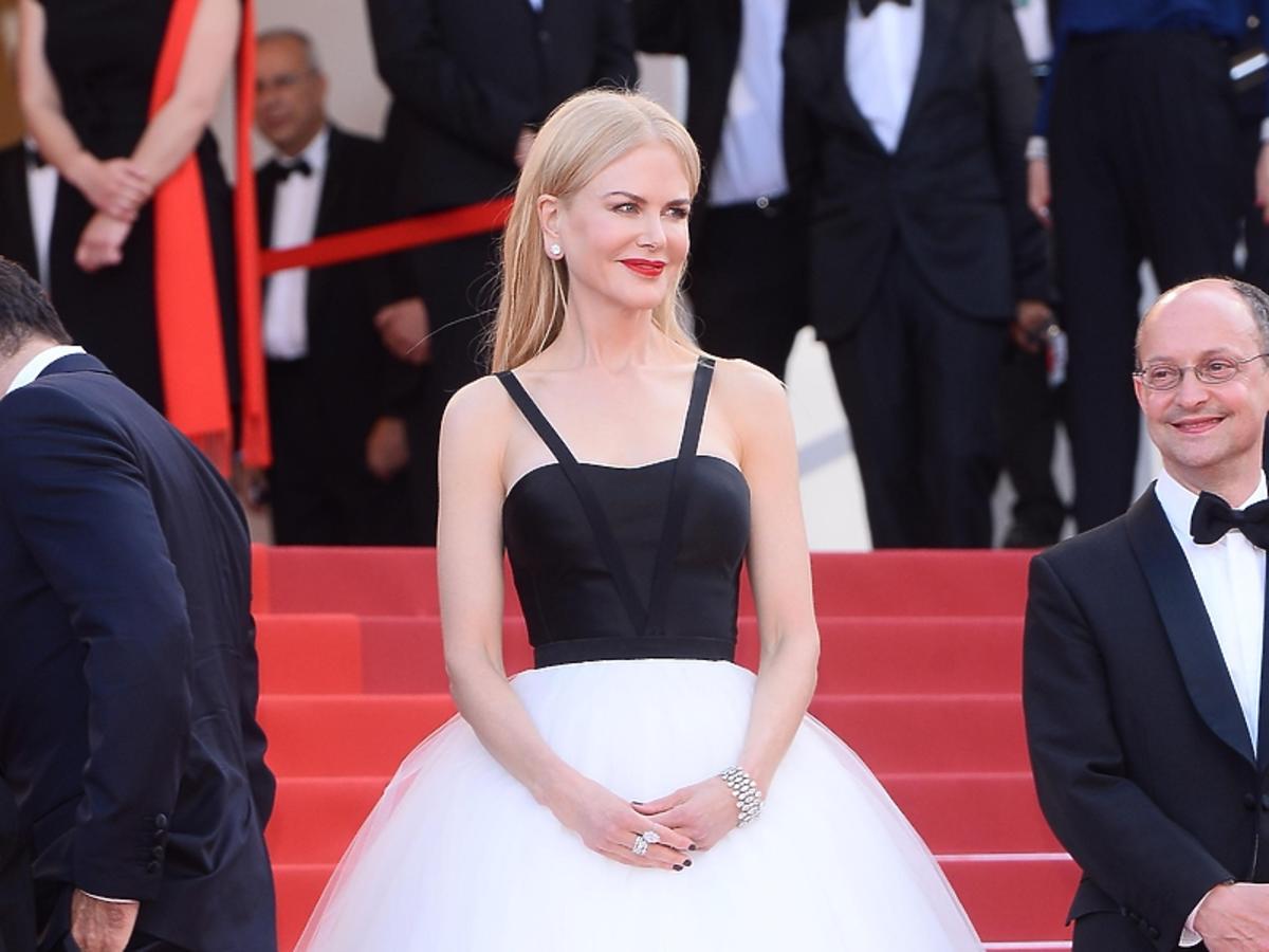 Nicole Kidman w sukni Calvin Klein by Appointment