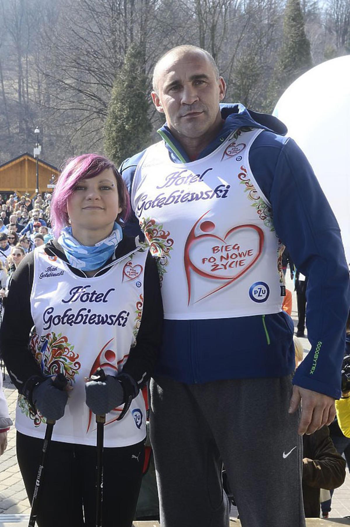 Nicole Saleta, Przemysław Saleta