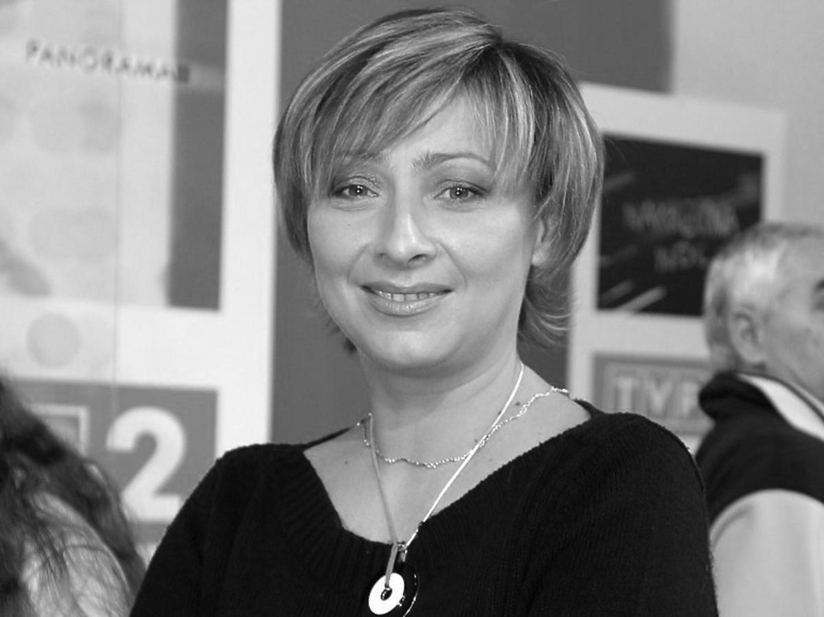Nie żyje Agnieszka Dymecka pogodynka TVP