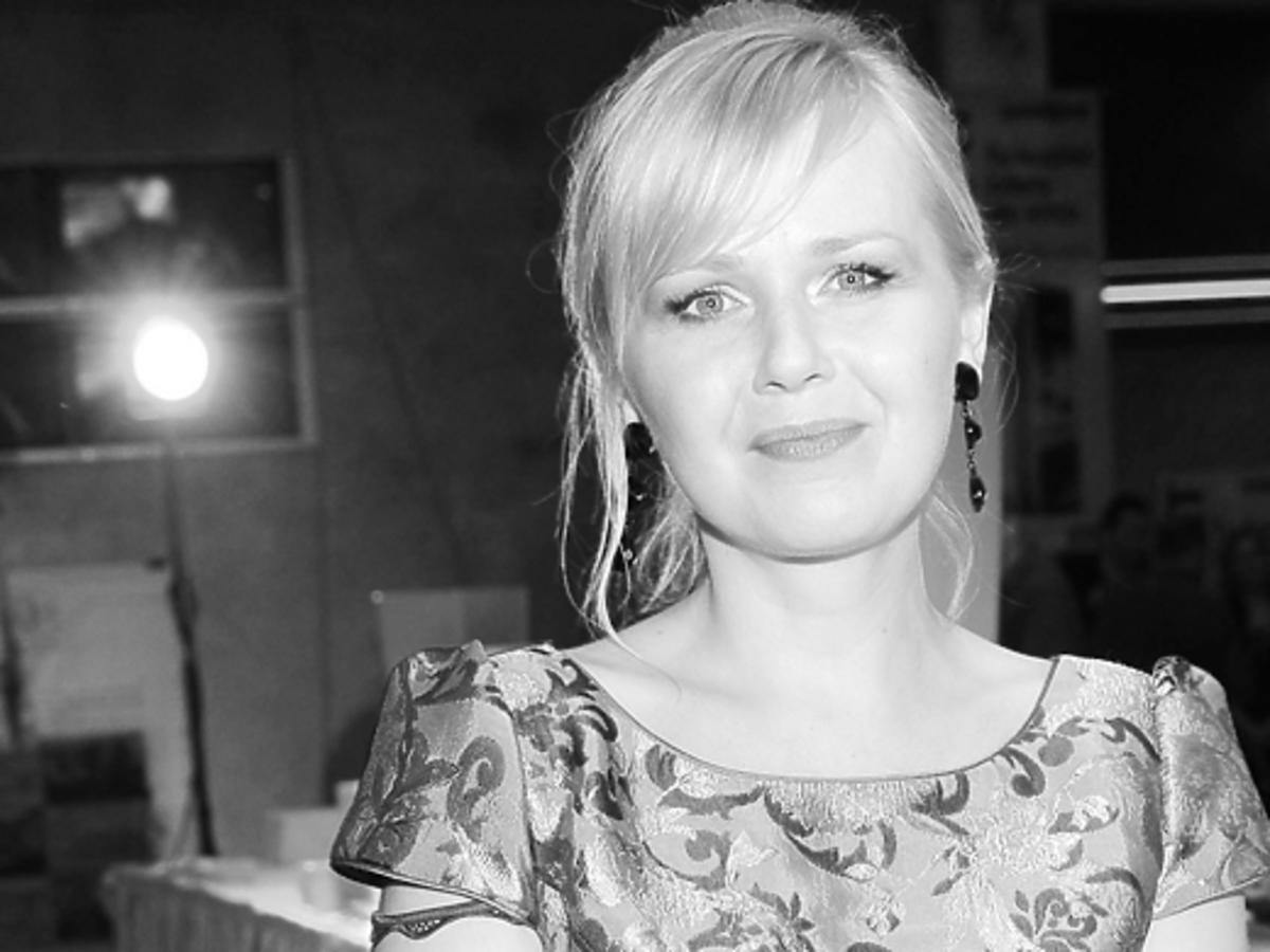 Nie żyje Agnieszka Kotlarska