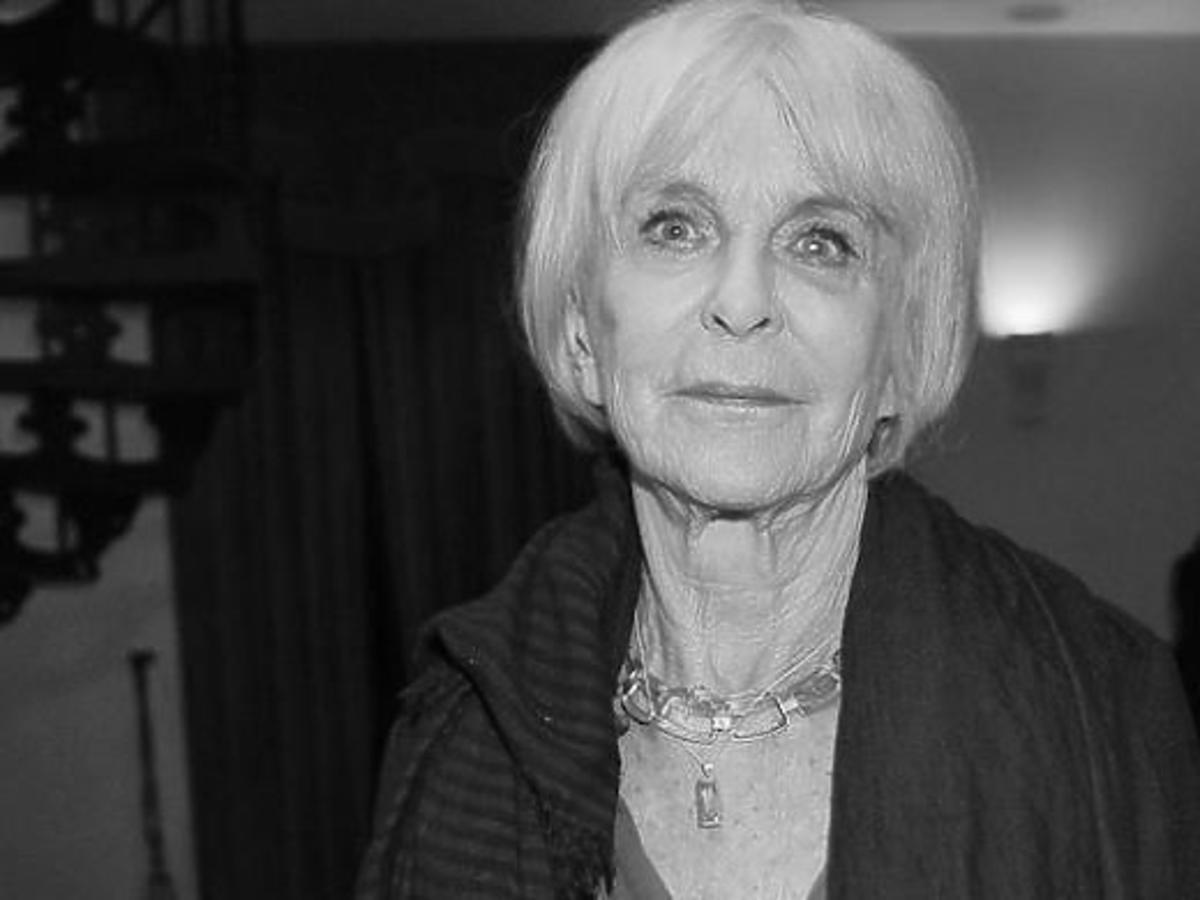 Nie żyje Barbara Sass