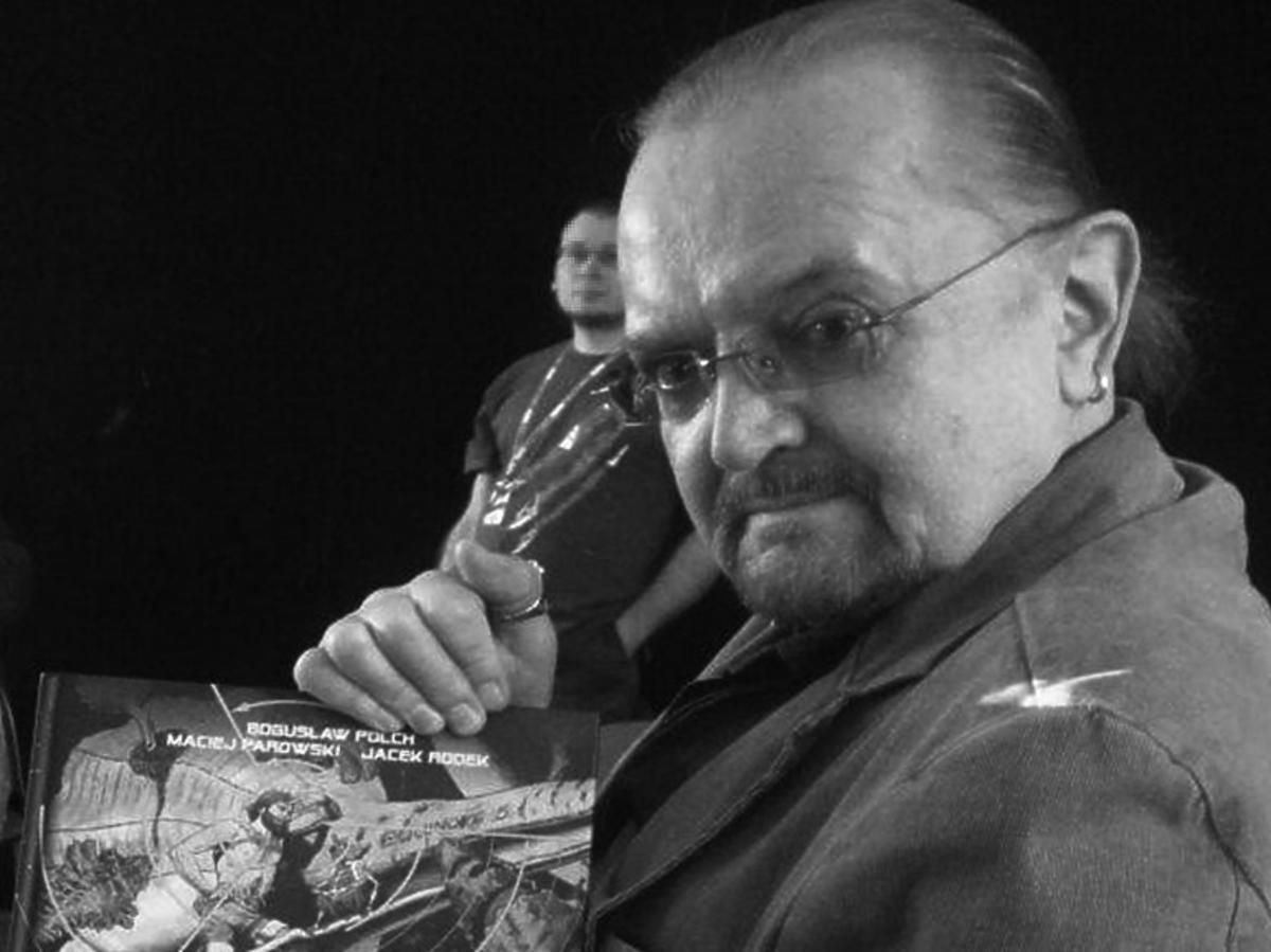 Nie żyje Bogusław Polch