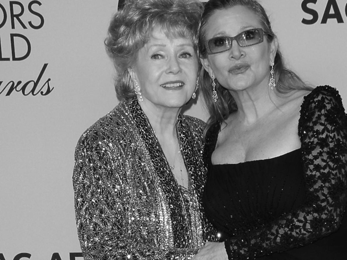 Nie żyje Debbie Reynolds, matka Carrie Fisher