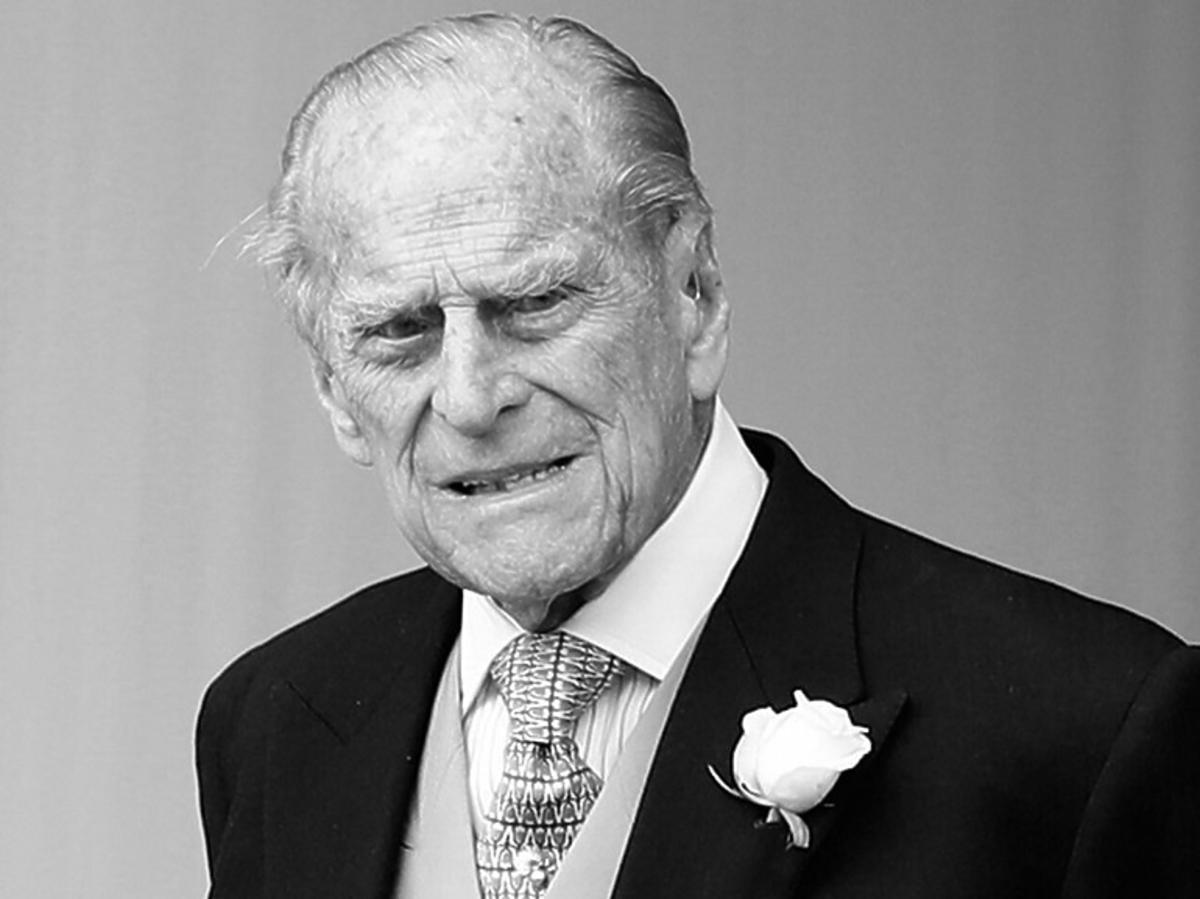 Nie żyje książę Filip