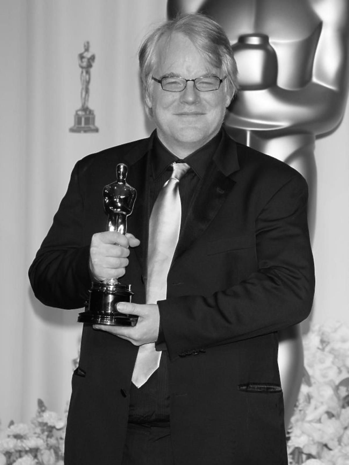 Nie żyje Philip Syemour Hoffman