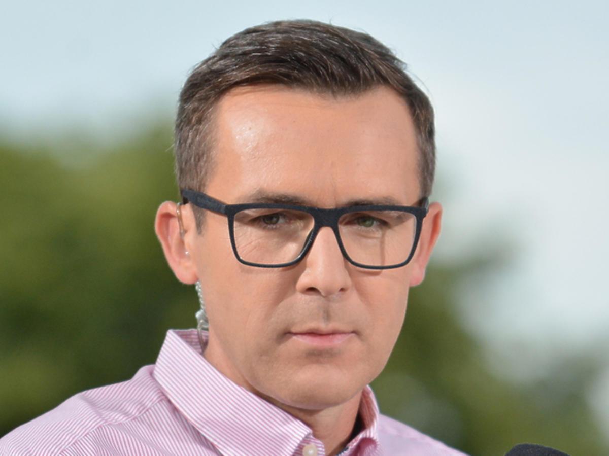 Nie żyje tata Macieja Kurzajewskiego