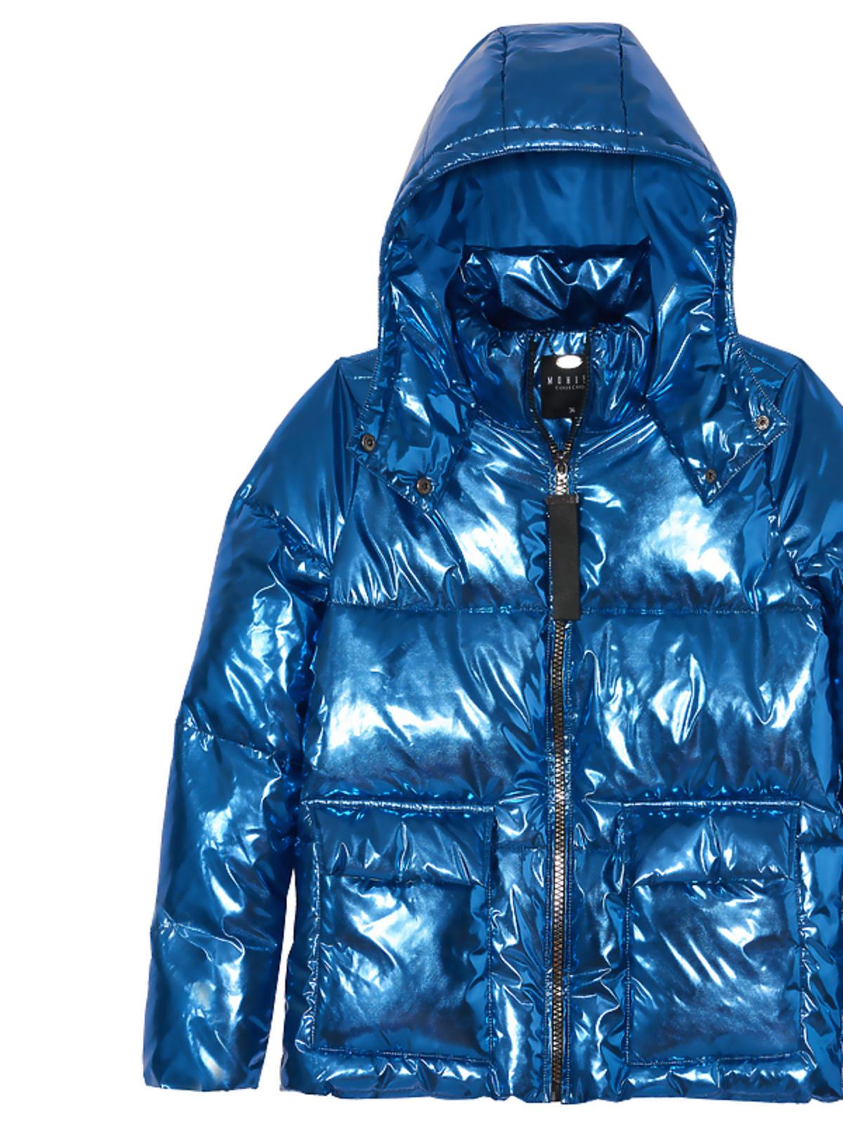 niebieska kurtka z Mohito