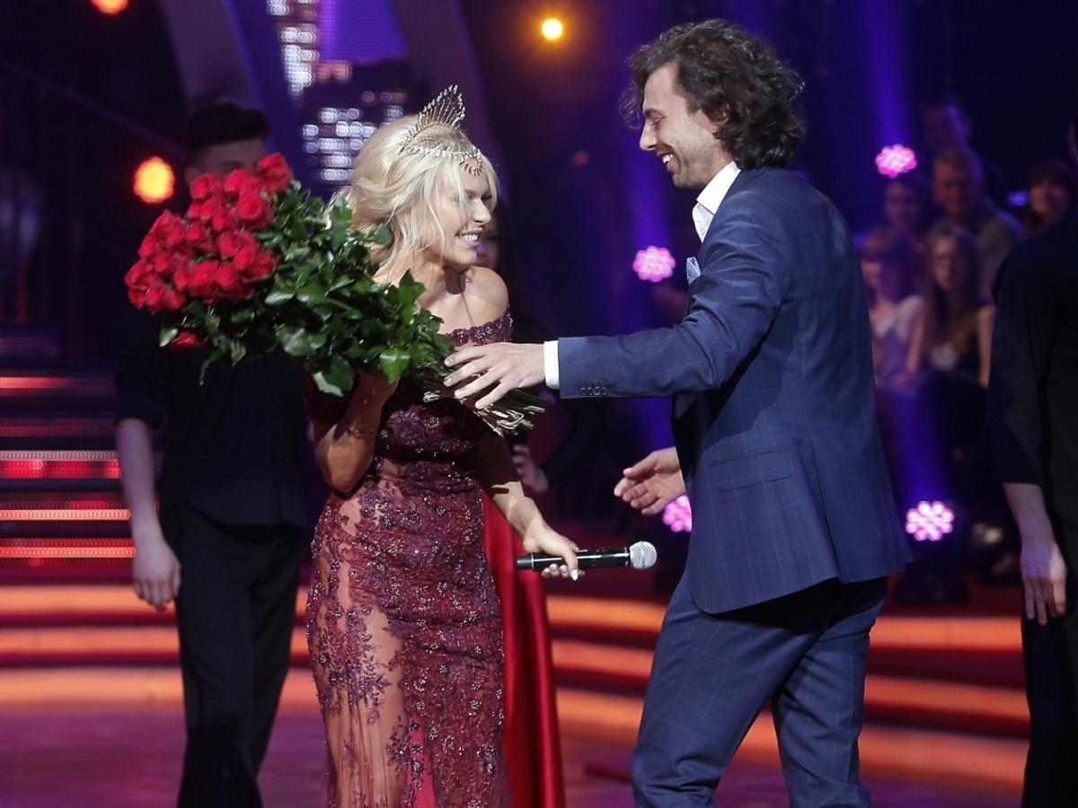 Niespodzinka Emila Haidara dla Dody w Tańcu z Gwiazdami