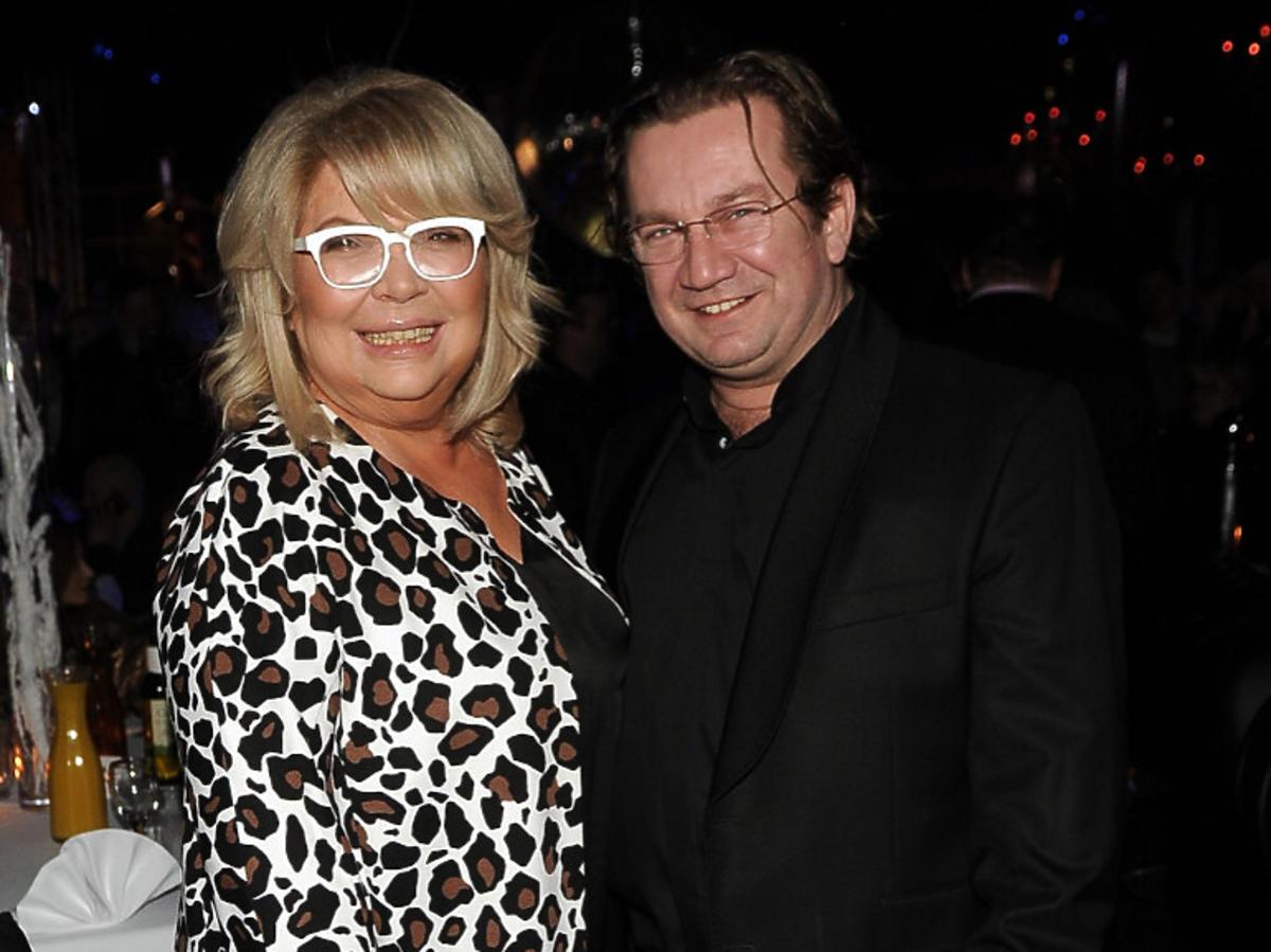 Nina Terentiew i Paweł Królikowski