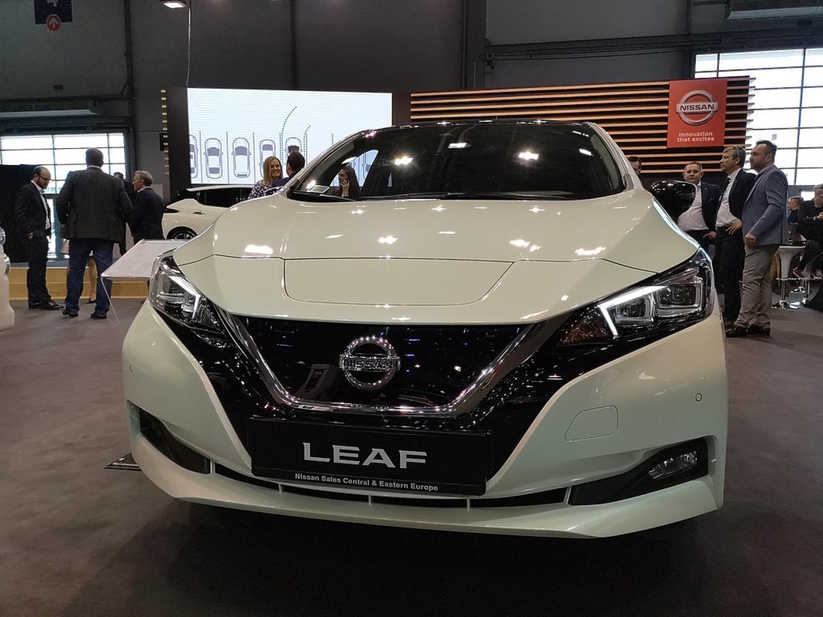 Nissan na Poznań Motor Show 2018