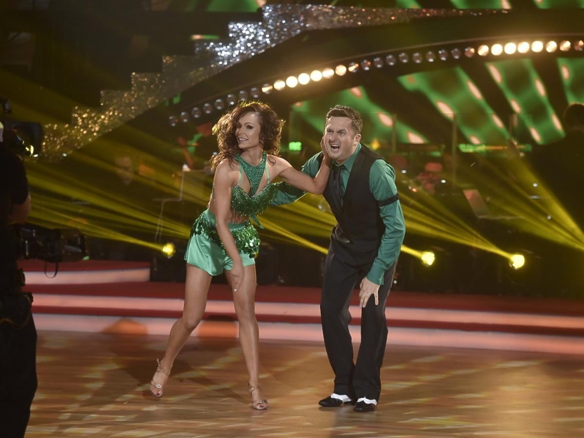 Norbi i Nina Tyrka w drugim odcinku Tańca z Gwiazdami