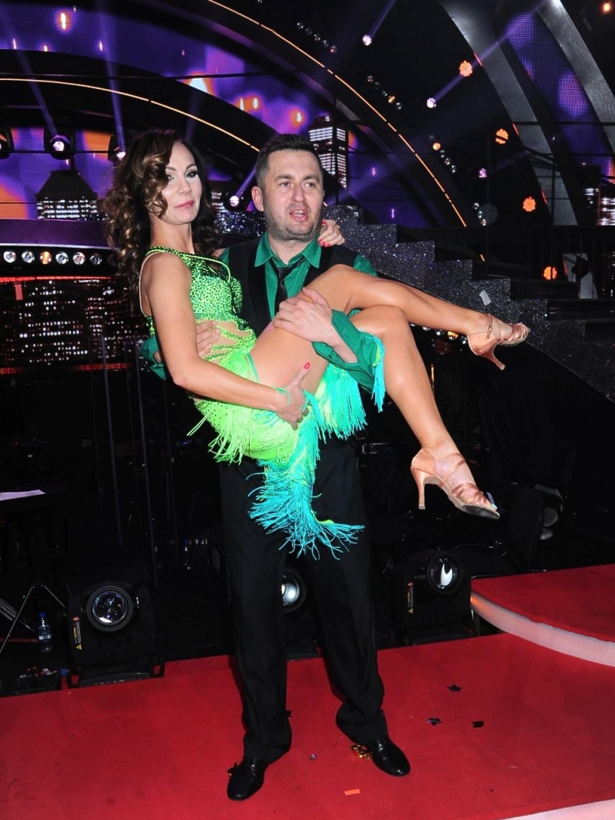 Norbi i Nina Tyrka w finale Tańca z Gwiazdami