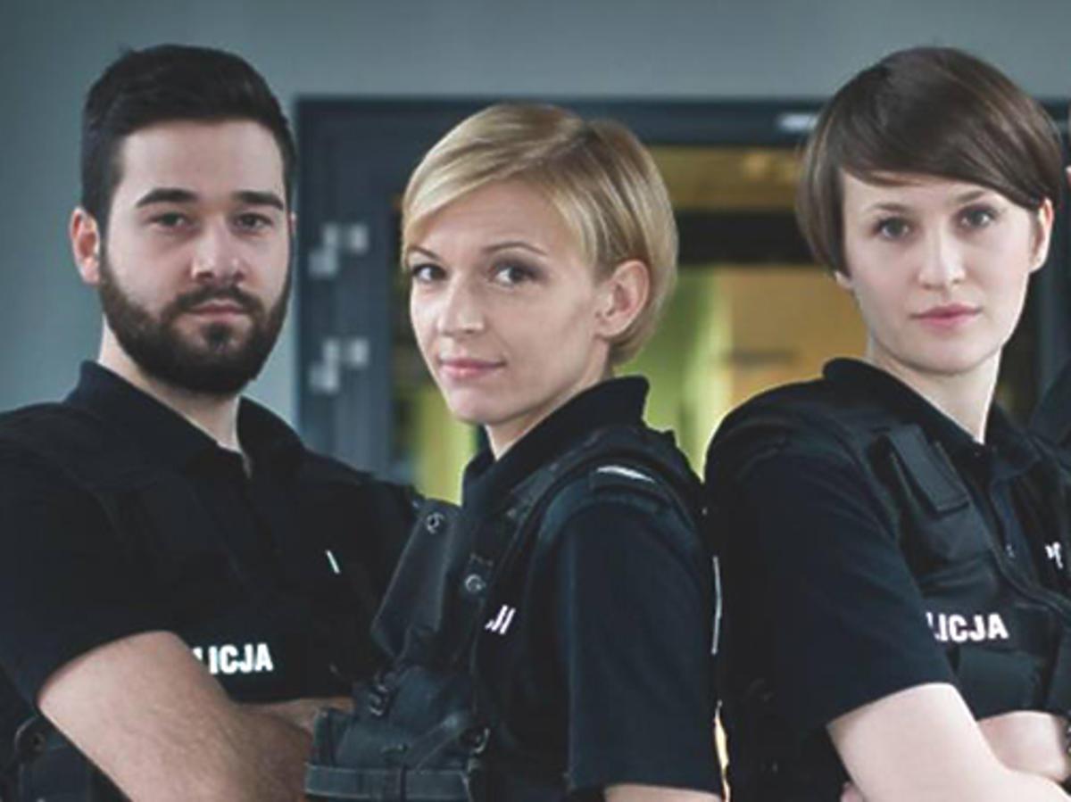 Nowa bohaterka w Policjantkach i policjantach