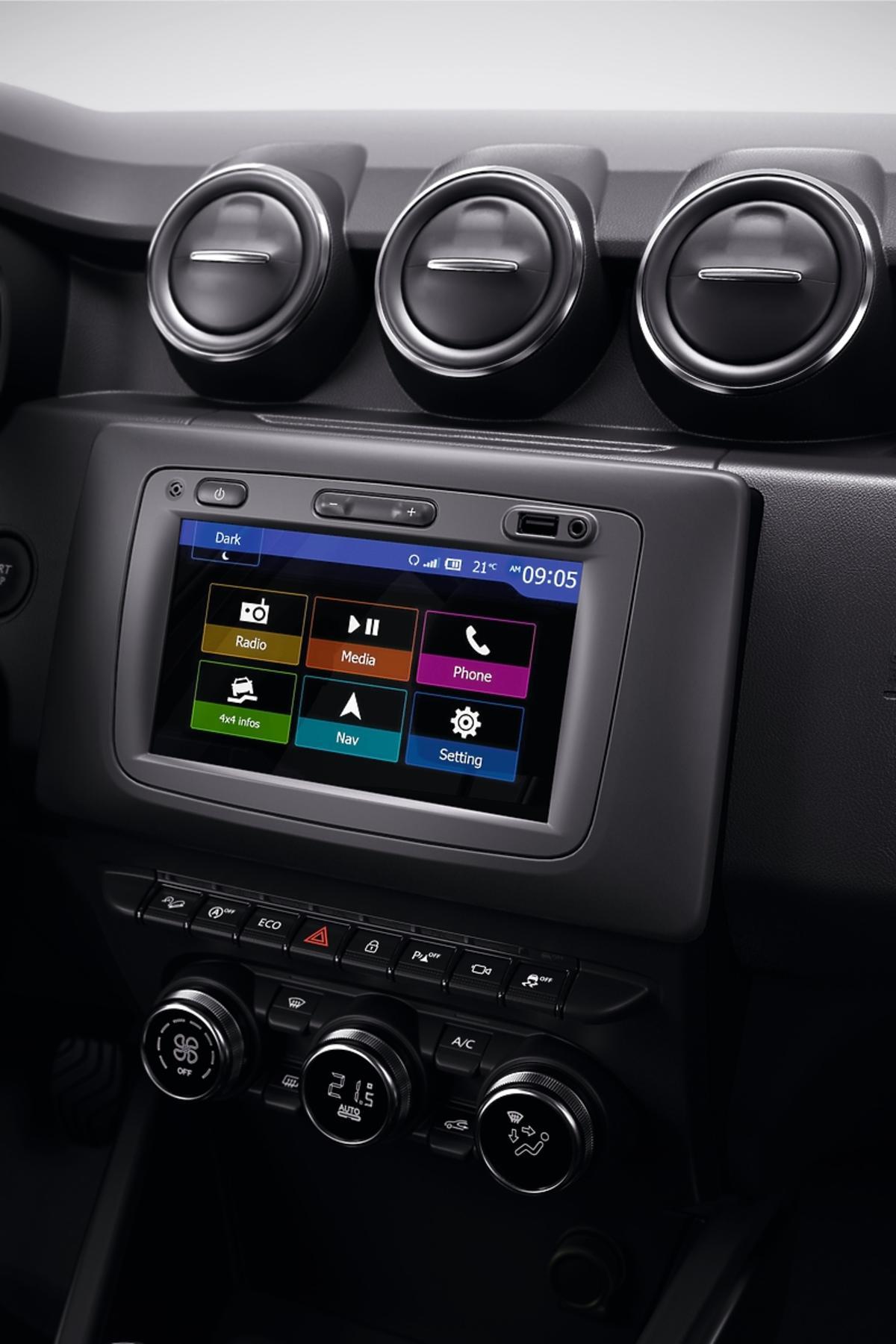Nowa Dacia Duster - zdjęcia premiera