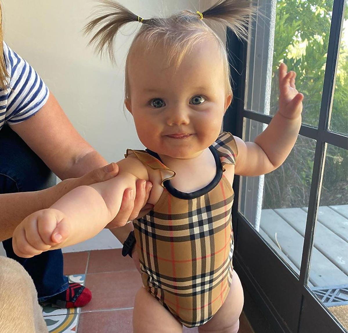 Nowa fryzura córki Joanny Krupy rozczuliła internautów