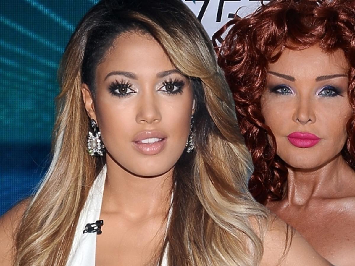 Nowa fryzura Patricii Kazadi i Ewy Minge