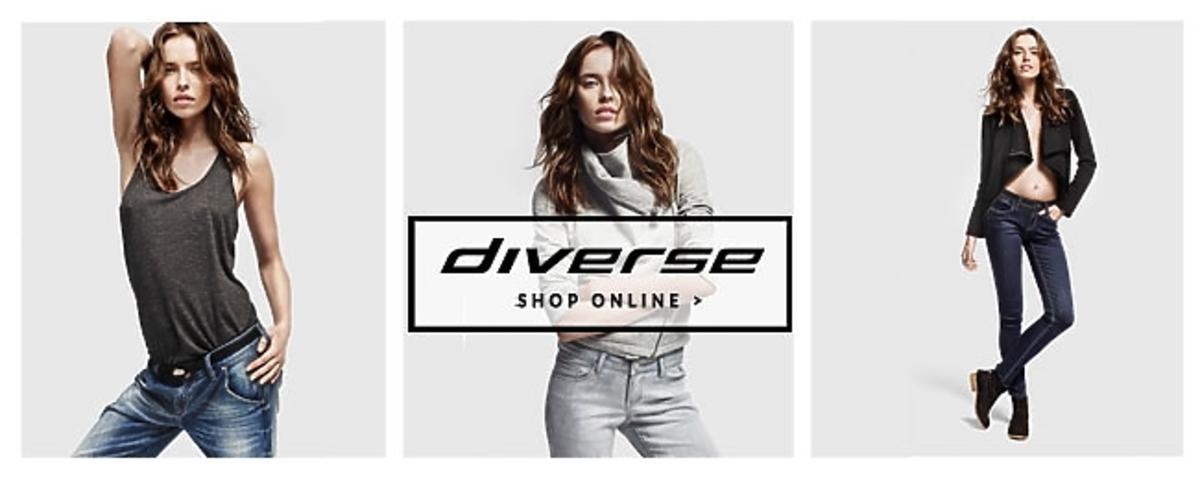 Nowa kolekcja Diverse