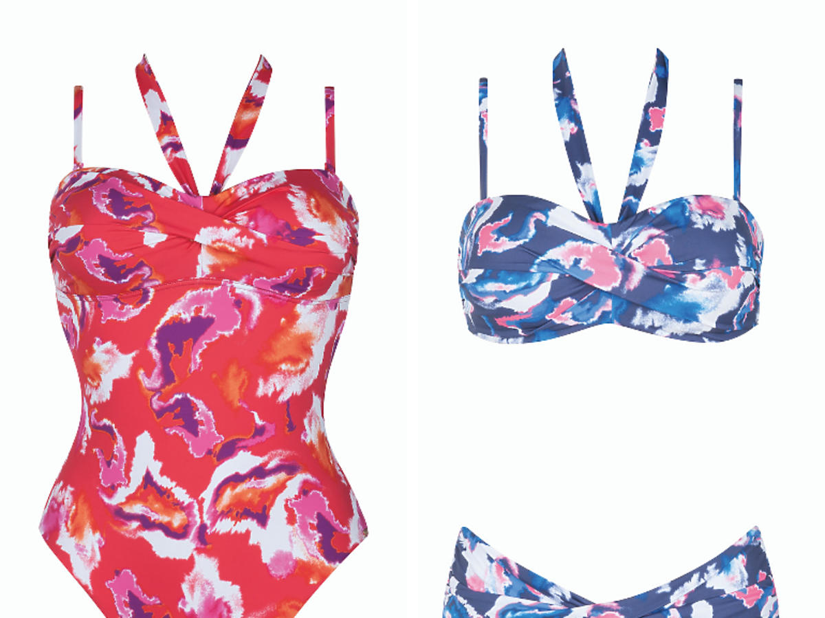 Nowa kolekcja strojów kąpielowych marki Triumph
