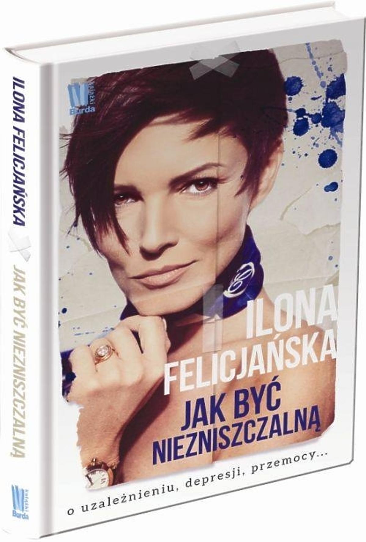 Nowa książka Ilony Felicjańskiej