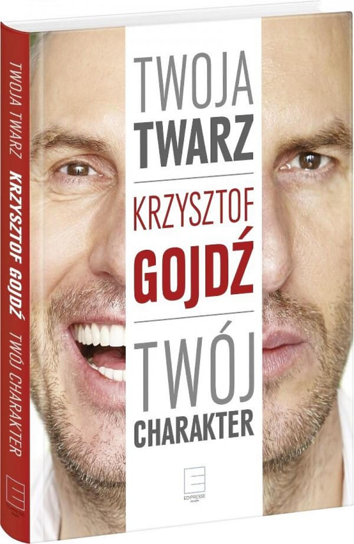 Nowa książka Krzysztofa Gojdzia