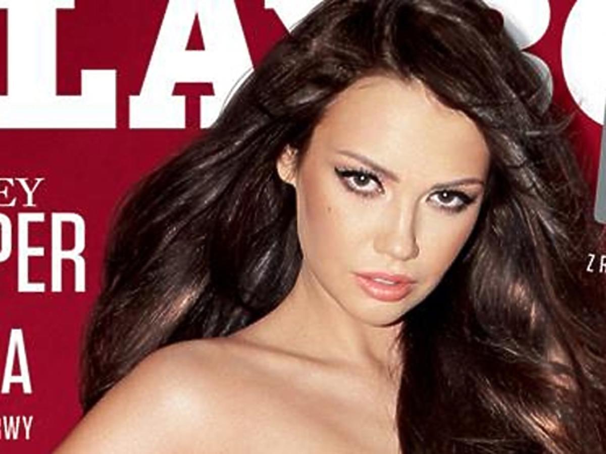 Nowa Wodzianka na okładce Playboya
