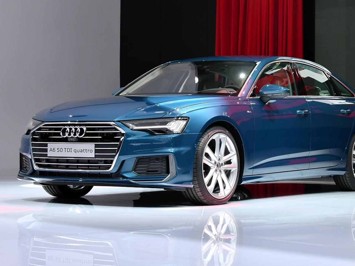 Nowe Audi A6, jedna z premier Geneva Motor Show