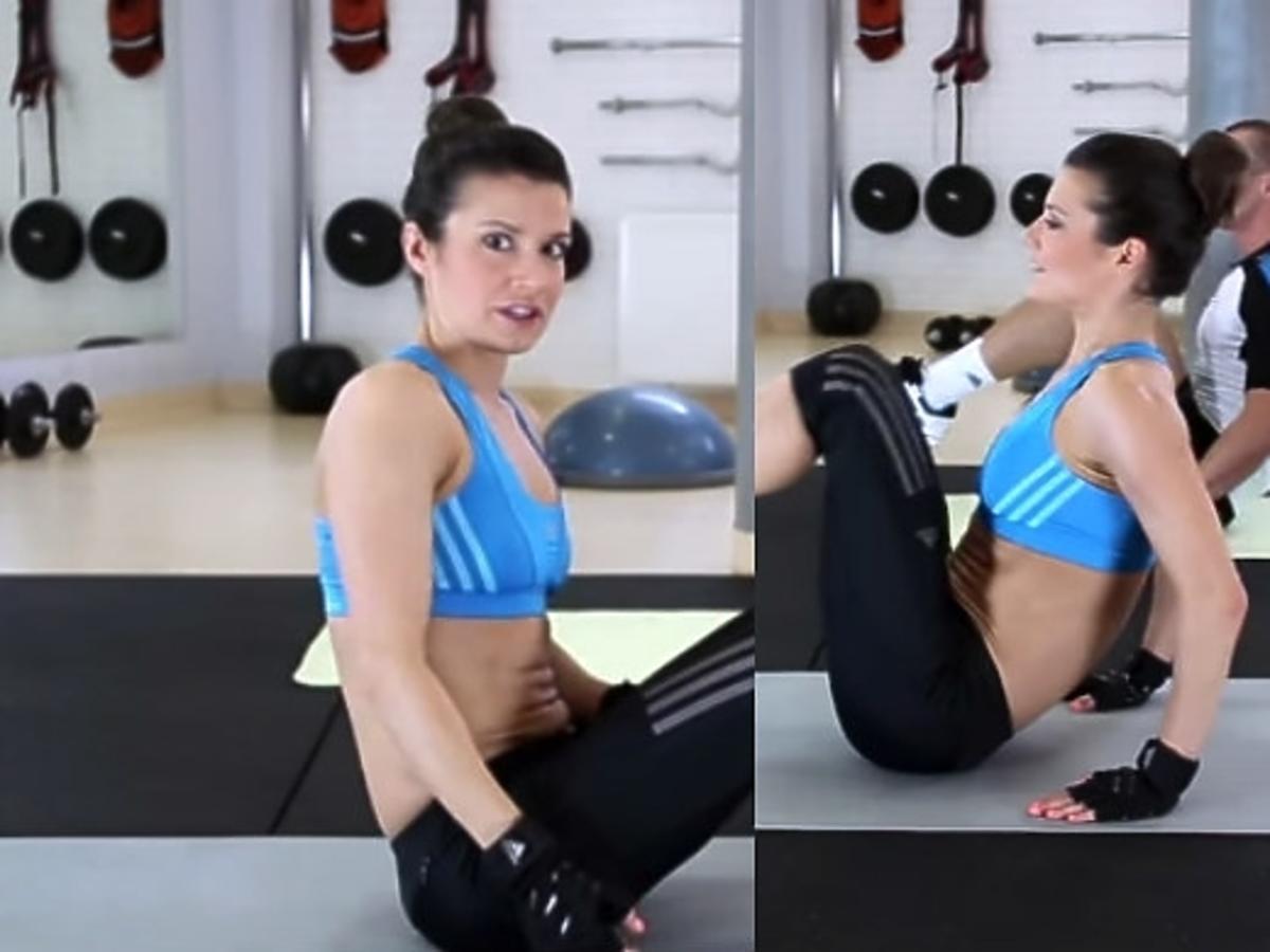 Nowe ćwiczenia od Kasi Kępki