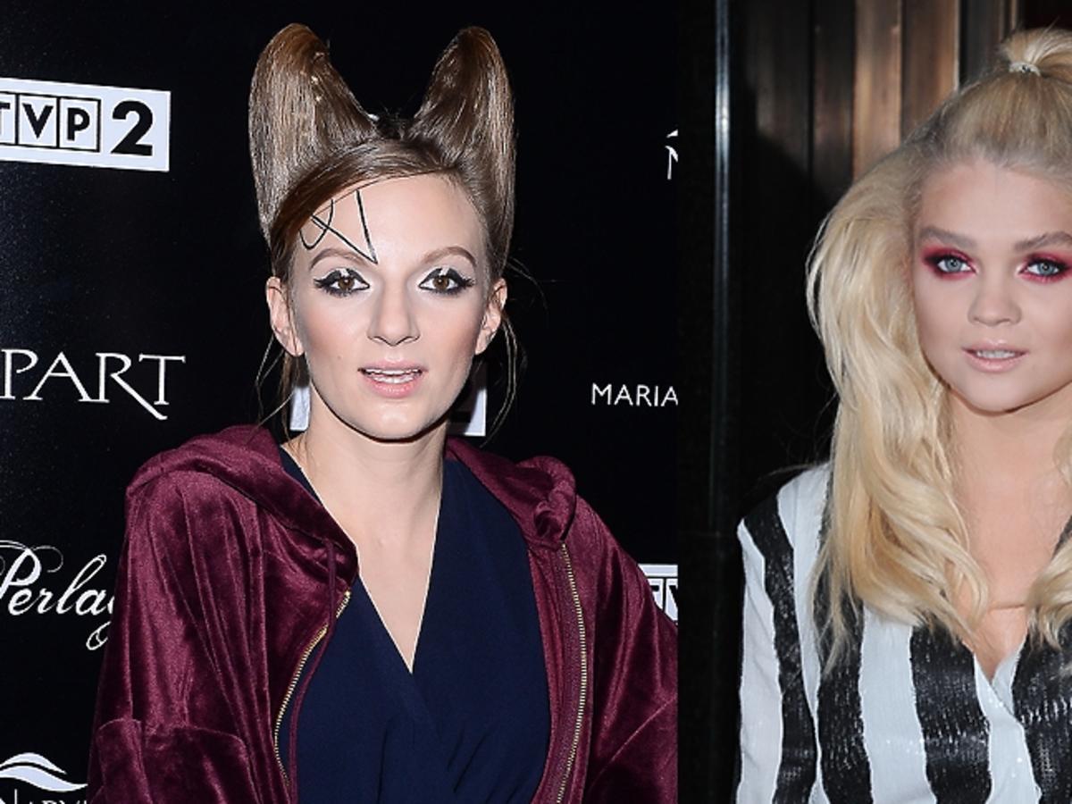 Nowe fryzury Sarsy i Margaret