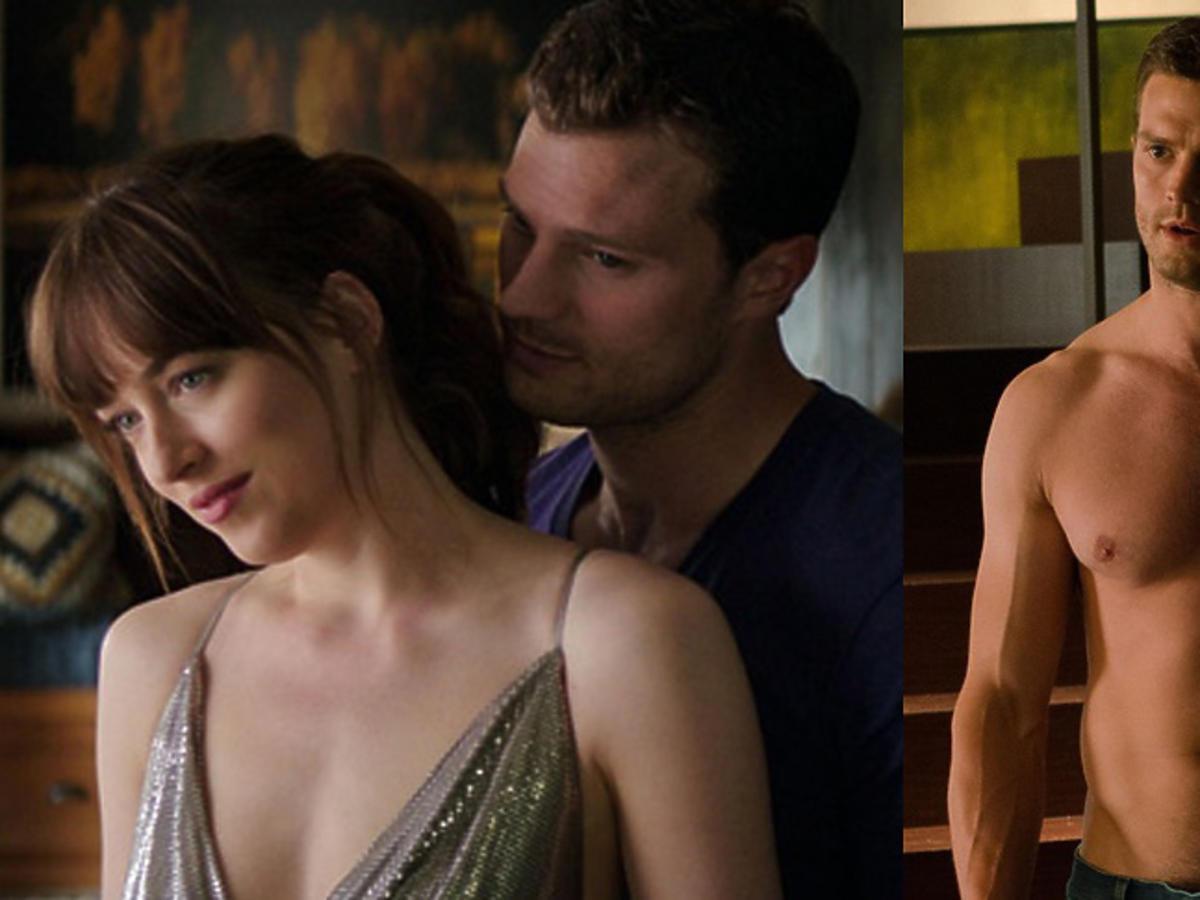 Nowe oblicze Greya Ana i Christian zdjęcia z planu filmu