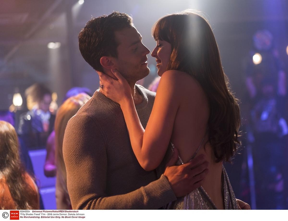 Nowe oblicze Greya - Dakota Johnson i Jamie Dornan na planie filmu