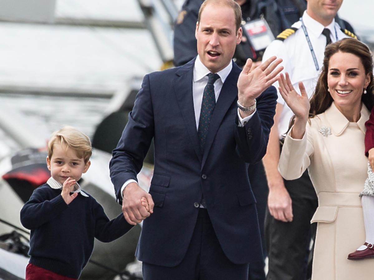 Nowe zdjęcia księcia George'a